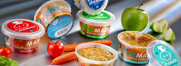 Baby food: new kid on the block in SuperLock®