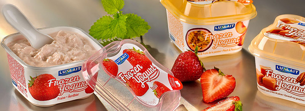 EasySnacking™ breaks the ice for frozen yogurt