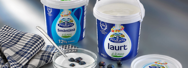 Romanian dairy: RPC Superfos ticks all the boxes