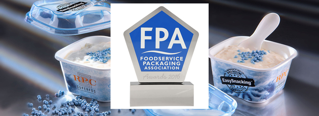 EasySnacking™ receives FPA Product Innovation Award