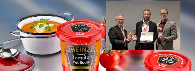 RPC Superfos for Heinz: Best Label Design Winner