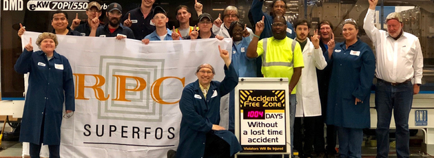 RPC Superfos US achieves safety milestone